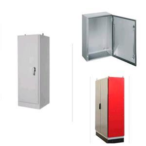 Panels and enclosures