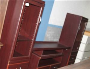 3 piece wall unit S032304A #Rosettenvillepawnshop