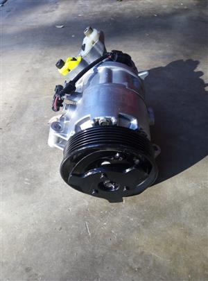 Aircon compressor pump for BMW 120i for sale