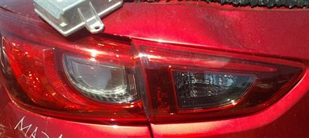 Mazda CX3 2015- Inner and Outer Tail Light RH