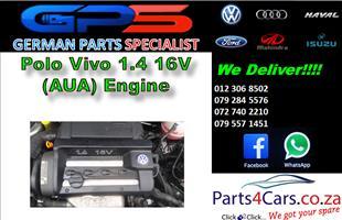 VW Polo Vivo 1.4 16V (AUA) Engine for Sale