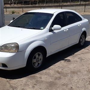 2008 Chevrolet Optra 1.6 L