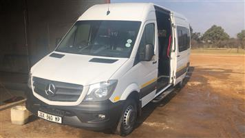 Mercedes-Benz 515 CDI Sprinter