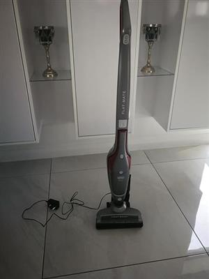 Upright 2in 1 Swiss vacum cleaner