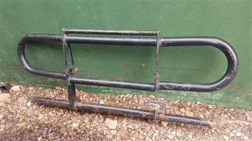 Bull bar from 1989 Hilux