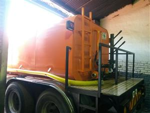WE MANUFACTURE BRAND NEW WATER TANKER'S, TIPPER BINS,HONEY SUCKER'S, ROLL BACK'S, JUST # 0817054782