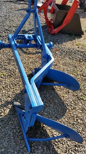 2 Skaar Raam Ploeg/Plough Pre-Owned Implement