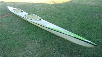 K2 River canoe Velox Invader River Max