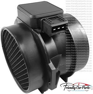 Air Flow Sensor Meter MAF 5WK9605 13621432356 for BMW 1999 2000 323Ci 323i 2.5L & 328i 528i 528iT Z3 2.8L, 2001 2002 325Ci 325i 2.5L, Land..