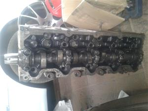 I am selling a 5L Complete cylinder head, starter, fly wheel and a complete engine, clutch these are for a toyota dyna 4093