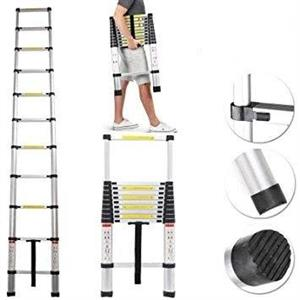 3.2m Straight Telescopic Ladder