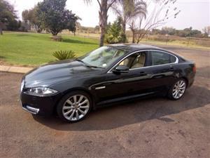 2012 Jaguar XF 3.0 S/C PREMIUM LUXURY