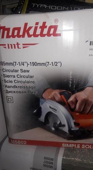 Makita circuit saw