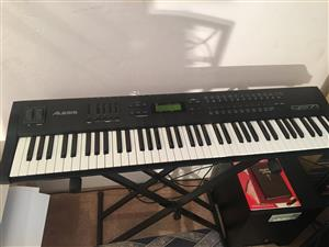 Alesis Synthesizer QS 7.1