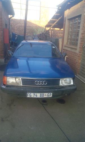 1997 Audi 500