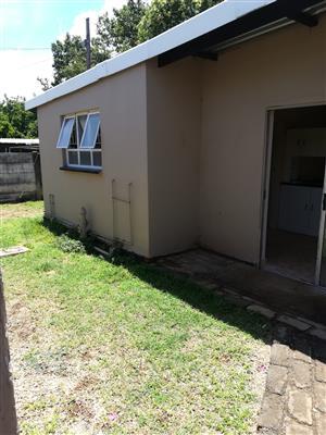 Tuinwoonstel te huur in Pretoria Noord