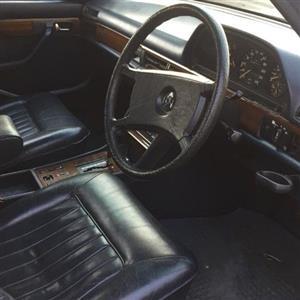 1975 Mercedes Benz 280SE