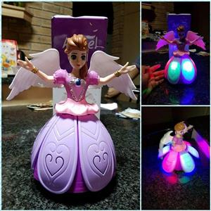 Spinning light angel for sale