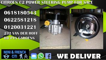 CITROEN C2 POWER STEERING PUMP FOR SALE