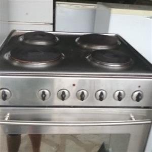 Delongi silver Build in stove working good