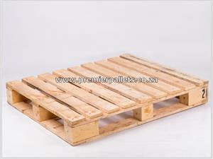 Wooden Pallet 1200 x 1000 x 130 mm