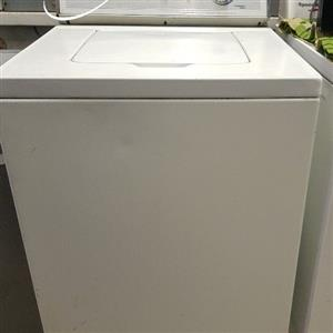 speed queen heavy-duty commercial enamel drum top loader washing machine