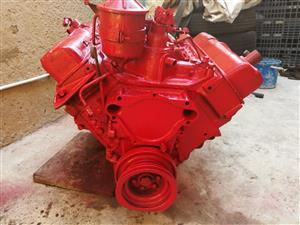 318 v8 Dodge Monaco engine