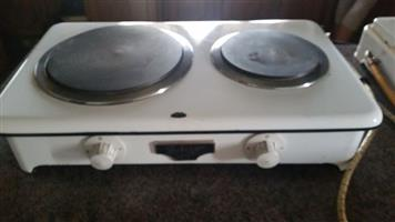 Fuchsware 2 plate stove