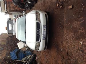 Stripping Audi A4 B5 2.8L 2000 for Spares