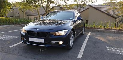2012 BMW 3 Series 320d Modern auto