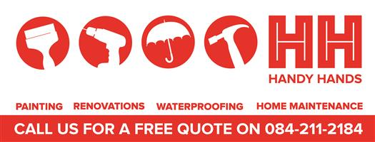 Handyman services - you name it, we do it !! renovations, tiling, waterproofing, cleaning and more