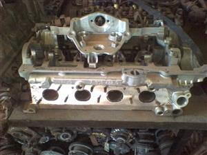 Mercedes Benz W204 Cylinder Head