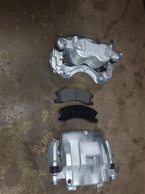 Brake Calipers for Jeep, Dodge and Chrysler