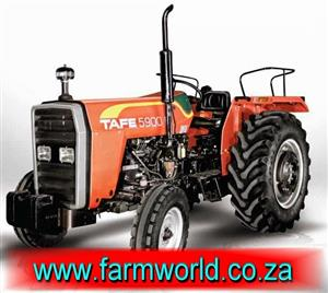 Orange TAFE 5900 DI 45kW/60Hp 2x4 New Tractor