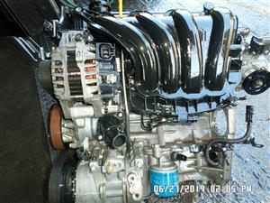 HYUNDAI Kia Rio G4FC engine for sale