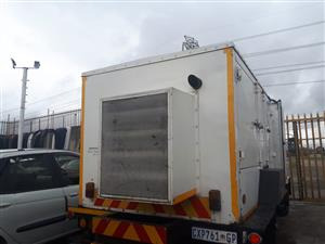 60KVA DIESEL GENERATOR TRUCK MOUNTED FOR SALE