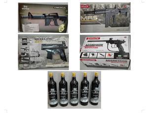 Paintball guns NEW