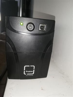 Proline 850 VA Line Interactive UPS