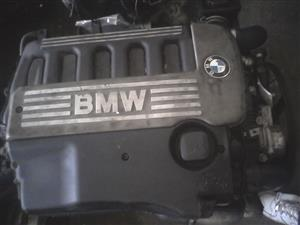 BMW 530D E39 3.0T engine for sale
