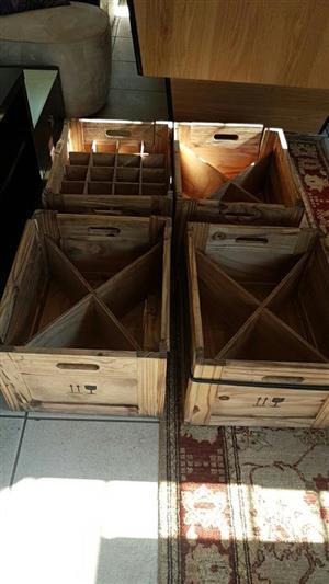 Wine rack for sale R400 each