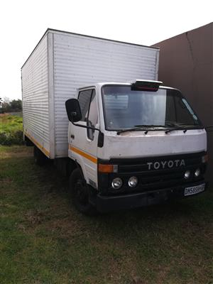 Toyota Dyna 1991 Model;Petrol for sale or swop for WHY