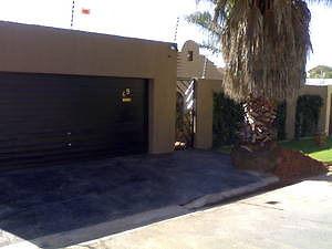 garden flat to rent unfurnished Triomf /Johannesburg