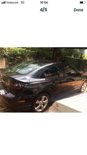 2008 Mazda 3 Mazda 1.6 Dynamic