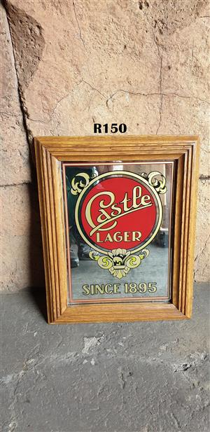 Castle Lager Bar Decoration (320x400)