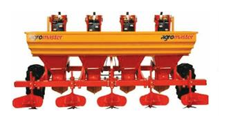 Agromaster 4 Row Potato Planter / Aartappel Planter New Implement