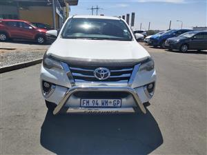 2016 Toyota Fortuner FORTUNER 2.8GD 6 4X4 A/T