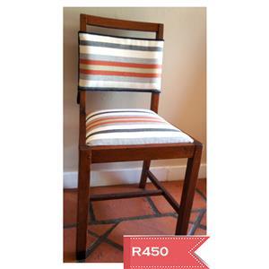 Vintage teak chair