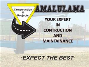 TAR SURFACING AND PAVING PROJECTS, Amalulama Constrution and projects
