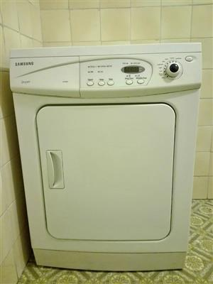 Samsung tumble dryer