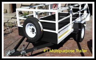 Brand new Manufactured Trailers for sale